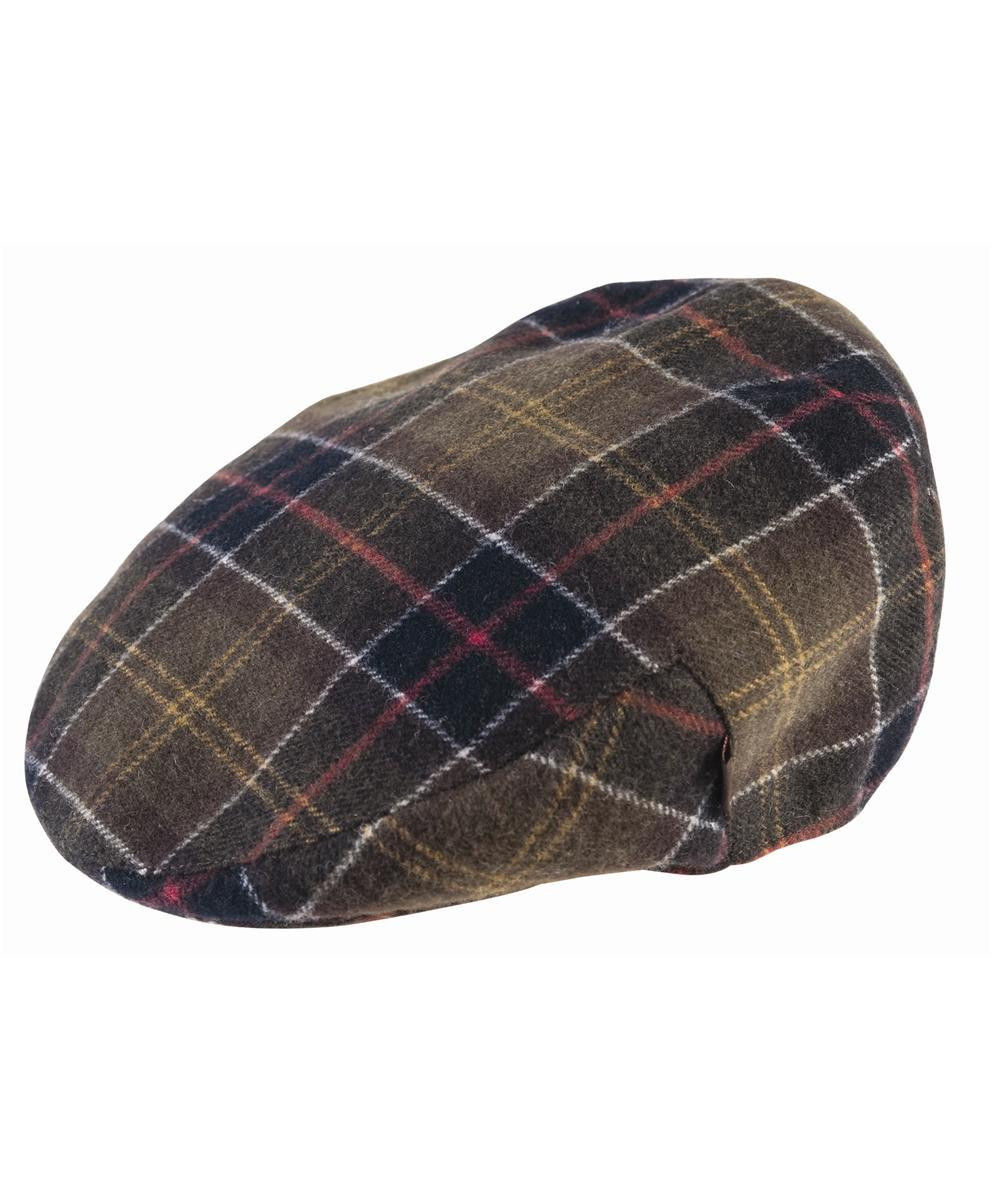 casquette anglaise en tweed tartan barbour champgrand. Black Bedroom Furniture Sets. Home Design Ideas