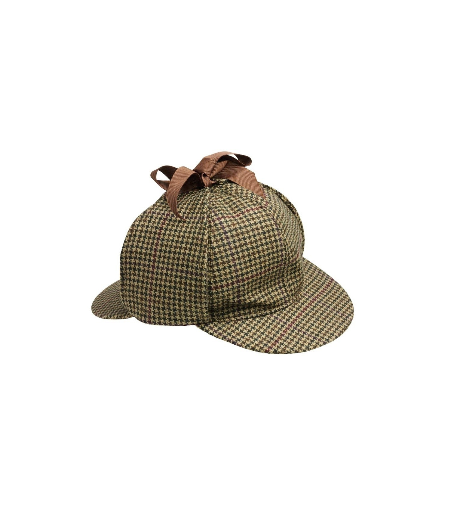 Bottes Chapeau Highland en Tweed Ainsley - 1