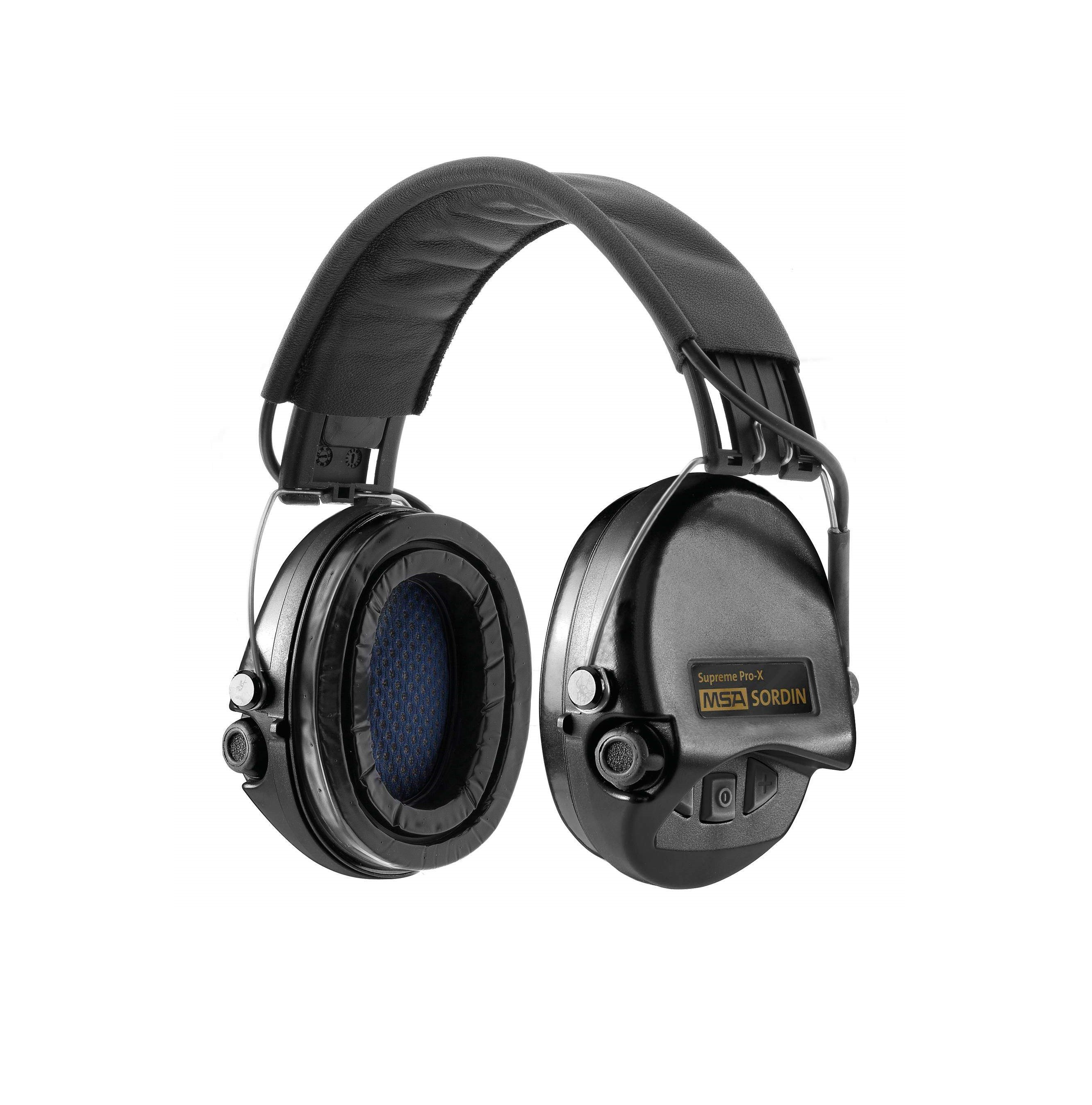 Equipement Pack Casque Supreme Pro X & Talkie Walkie MSA - 2