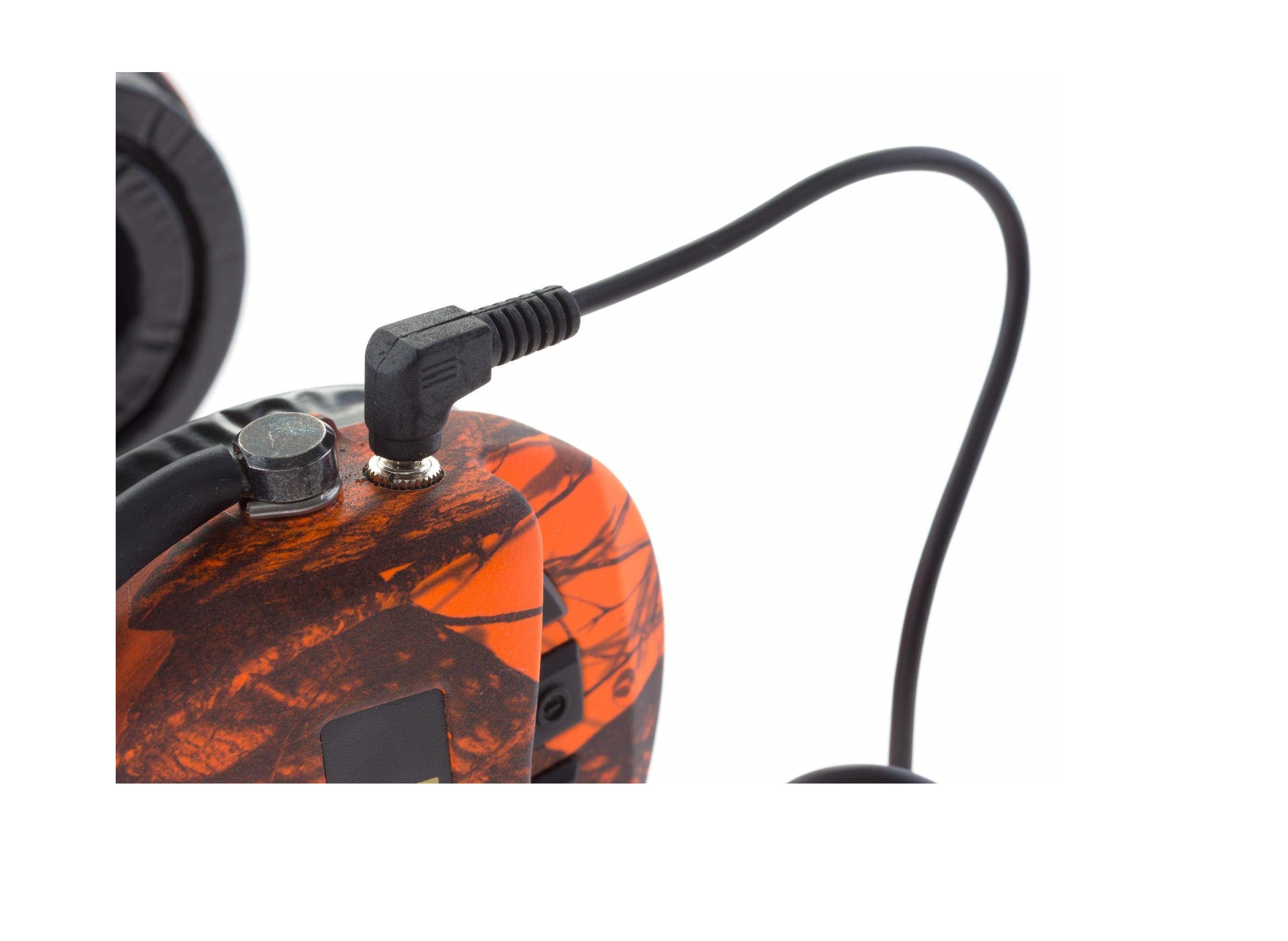 Equipement Casque de protection Supreme Pro X Camo Orange MSA - 2