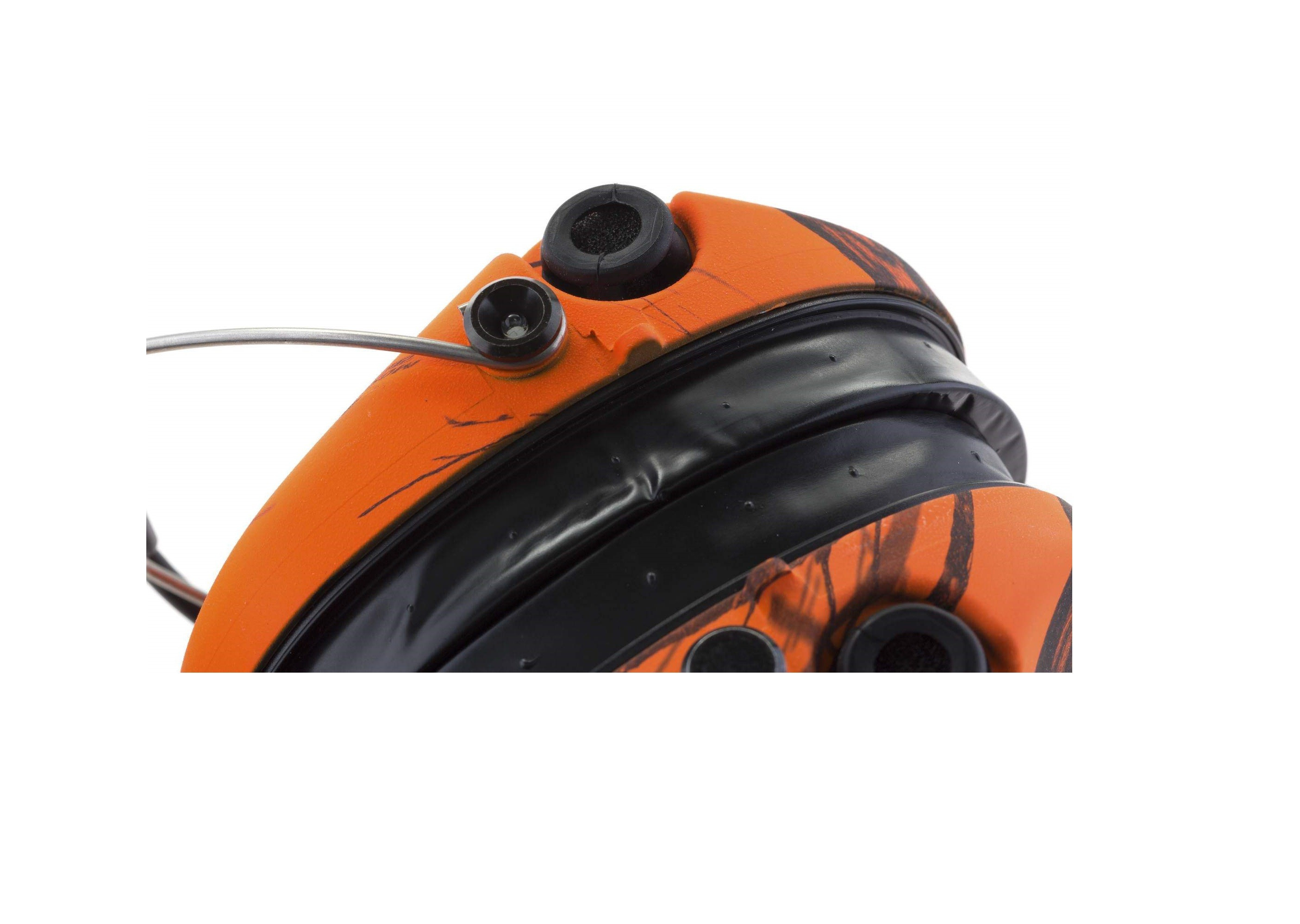 Equipement Casque de protection Supreme Pro X Camo Orange MSA - 4