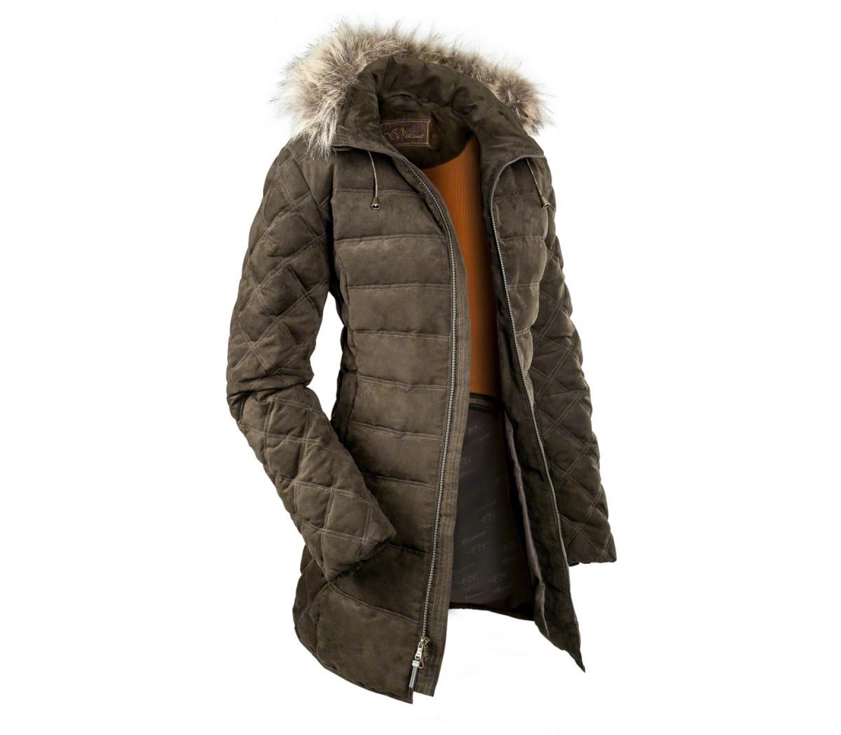 manteau en duvet pour femme bergen blaser taille 36 champgrand. Black Bedroom Furniture Sets. Home Design Ideas