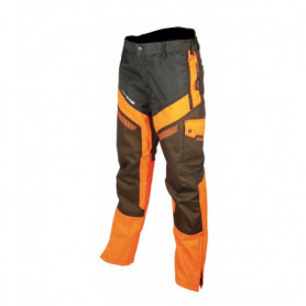 Pantalon fluo et orange - Champgrand